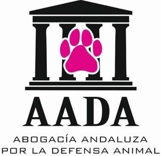 ABOGACIA DEFENSA ANIMAL ANDALUZA - ADAA - JAEN por poner algo - LOGO