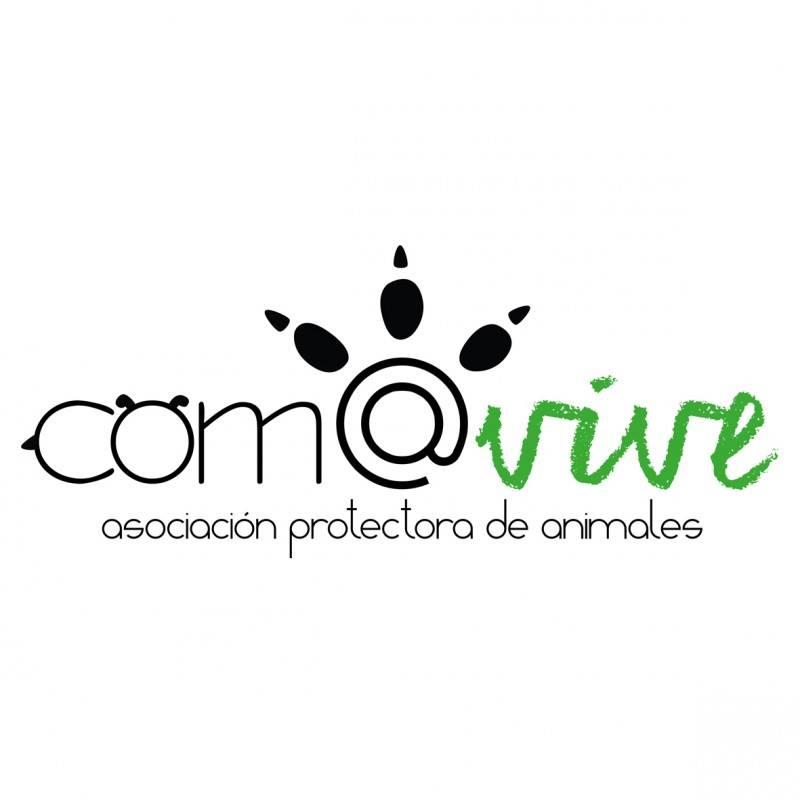 ASOCIACION COM VIVE - Asturias - GIJON - LOGO