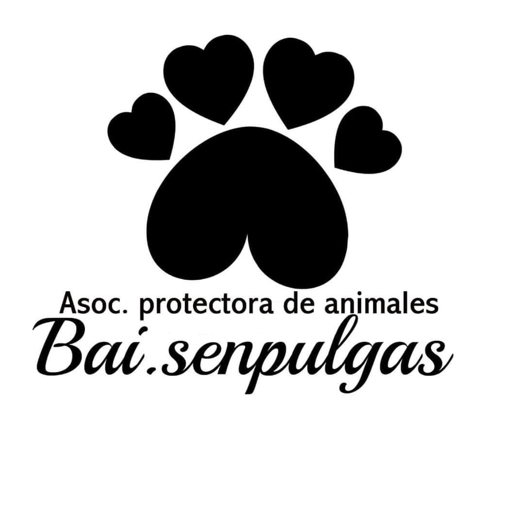 Asociacion Protectora de Animales BAI.SENPULGAS - PONTEVERA - LOGO