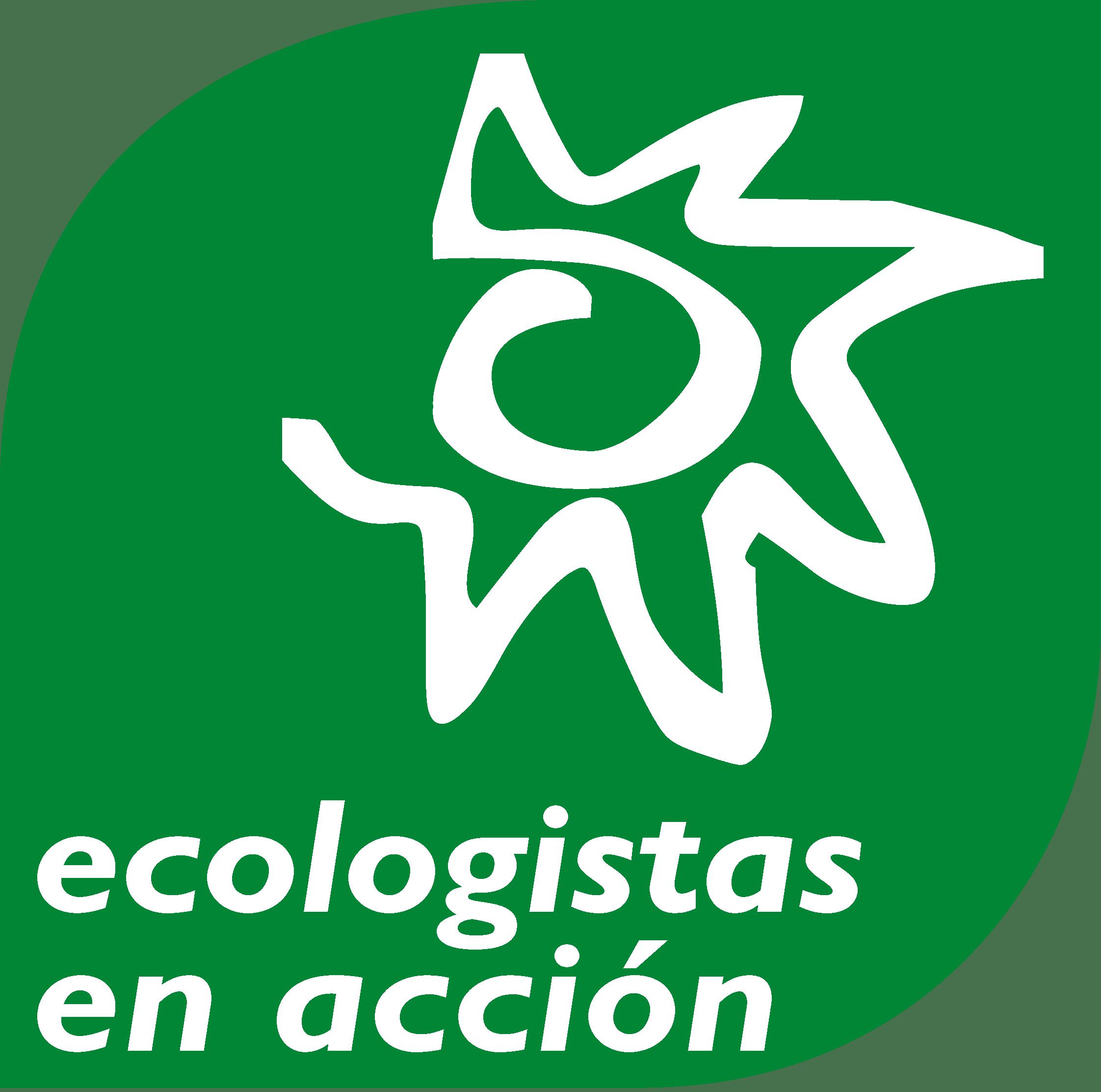 ECOLOGISTAS EN ACCION - Nacional - LOGO
